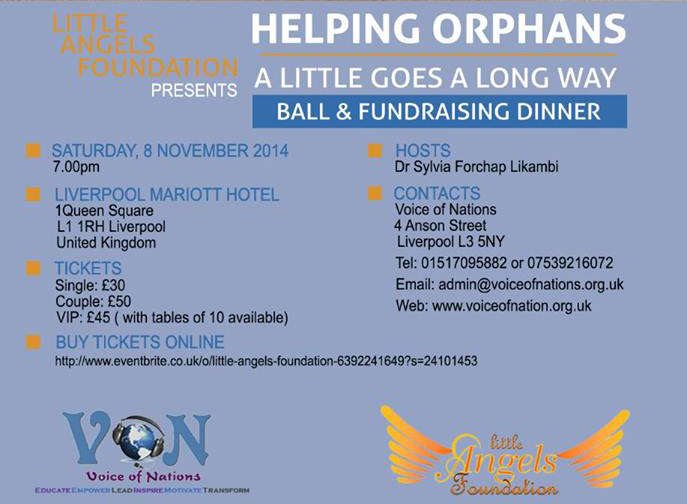 Ball and Fundraising Dinner